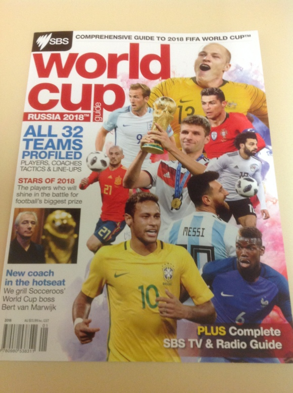SBS World Cup cover