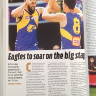 RECORD-EAGLES SOAR